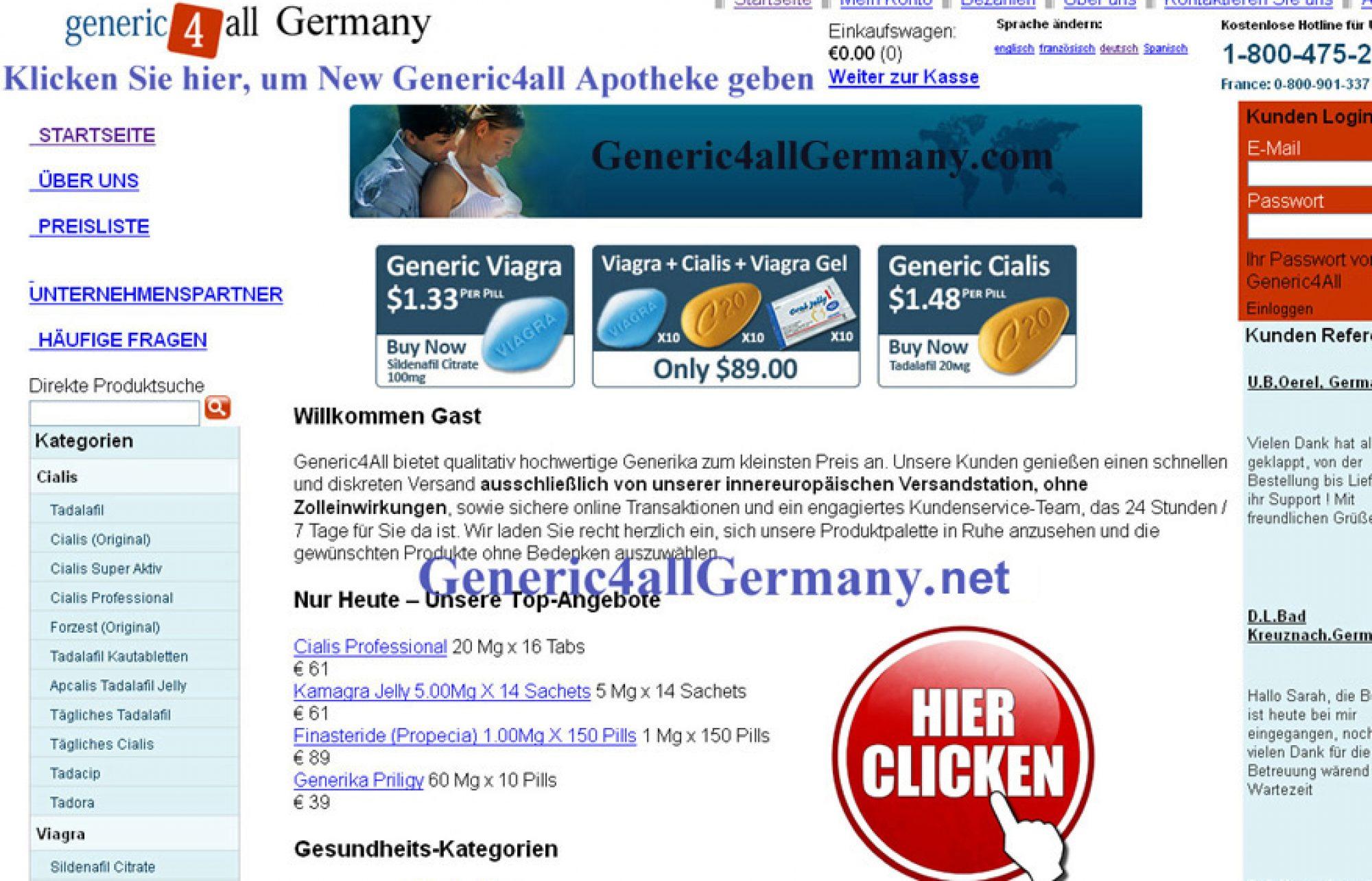 generic4all Überblick und Informationen